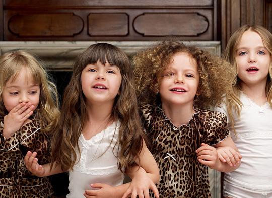 Dolce & Gabbana niños, Dolce & Gabbana kids, Blog Moda Infantil, La casita de Martina, Carolina Simó