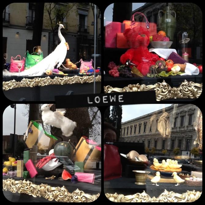LOEWE, Blog Moda Infantil, La casita de Martina, Carolina Simo, Tiendas Barrio Salamanca