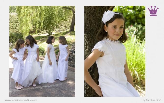 Vestidos de Comunión, Teresa Palazuelo, La casita de Martina, Blog Moda Infantil, Carolina Simó