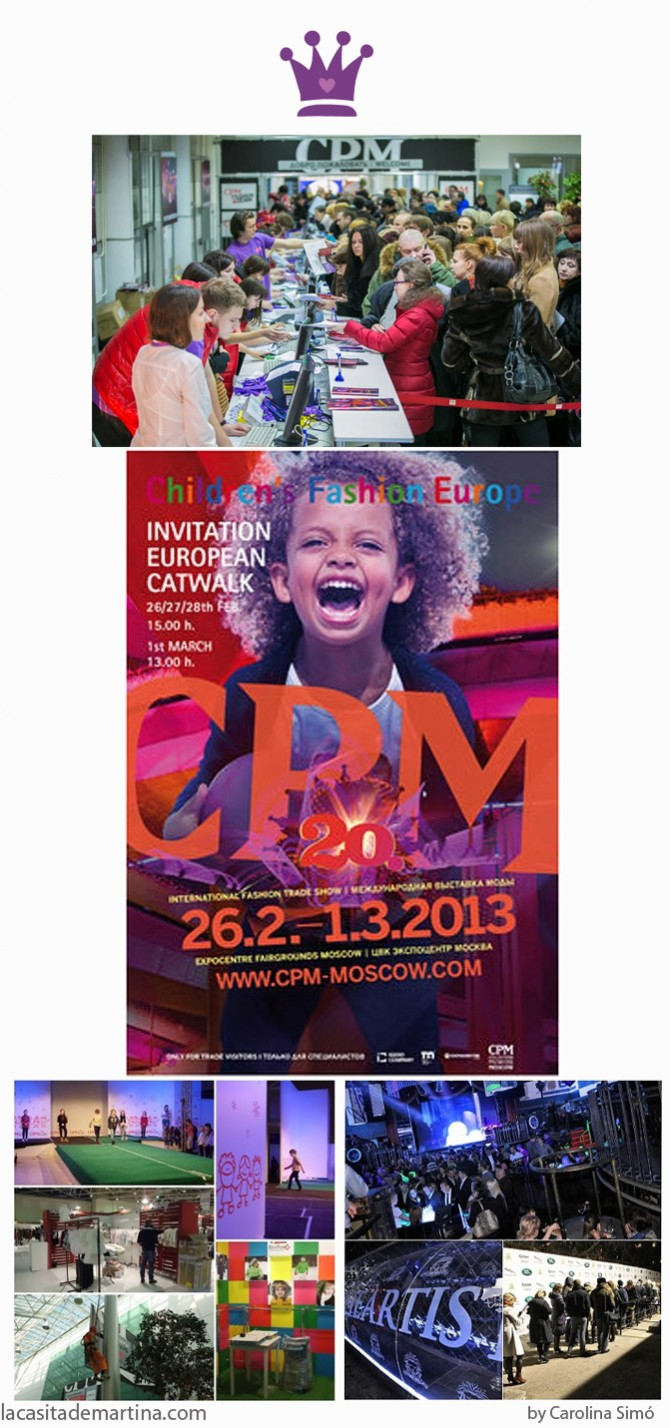 CPM Moscow, Happy Kids Media, Julia Voronova, La casita de Martina,  Blog de Moda Infantil,  Carolina Simó