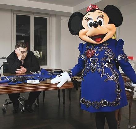 Disney, Minnie, 20 aniversario Disney, La casita de Martina, Lanvin, Blog Moda Infantil, Carolina Simó