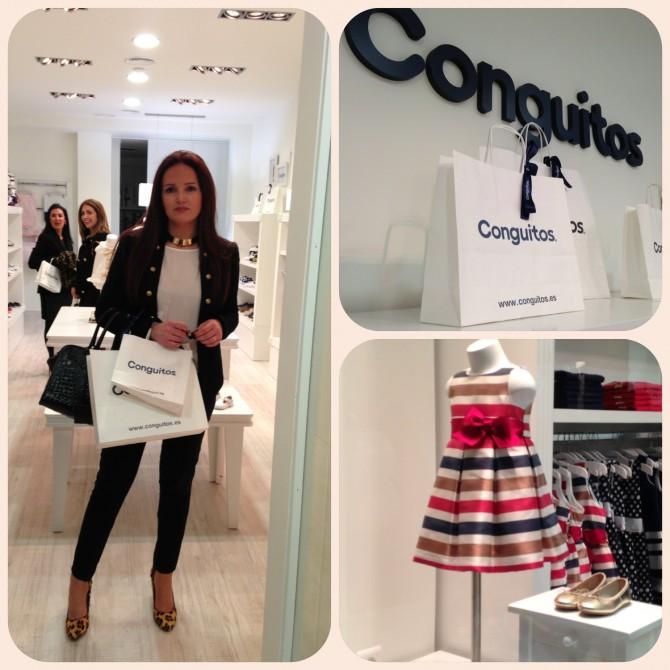 Inauguración tienda Conguitos Elche, Marca de calzado infantil, Blog Moda Infantil, La casita de Martina, Carolina Simó