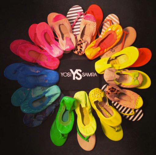 Yosi Samra, Calzado celebrities, Sarah Jessica Parker, Blog de Moda Infantil, Blog de Moda, La casita de Martina, Carolina Simó