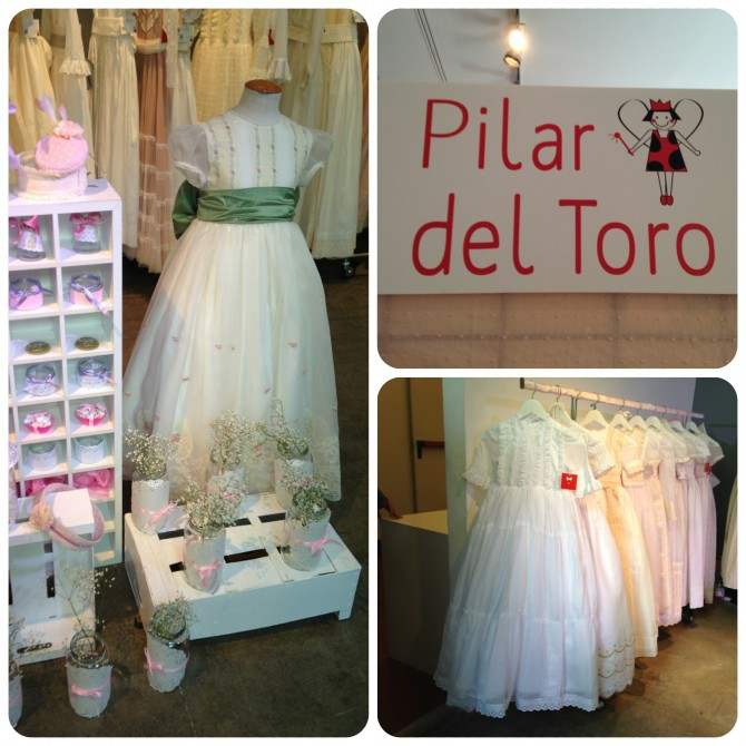 Pilar del Toro moda infantil, Desfile Día Mágico by FIMI, Tendencias  Comunión 2014, La casita de Martina, Blog de Moda Infantil, Vestidos de Comunión, Carolina SImó