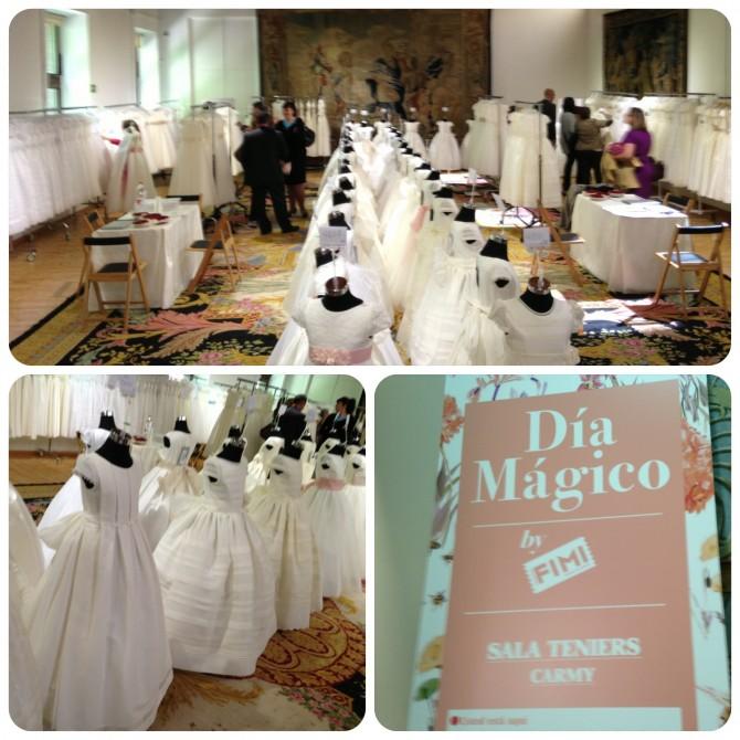 Desfile Día Mágico by FIMI, Tendencias  Comunión 2014, La casita de Martina, Blog de Moda Infantil, Vestidos de Comunión, Carolina SImó