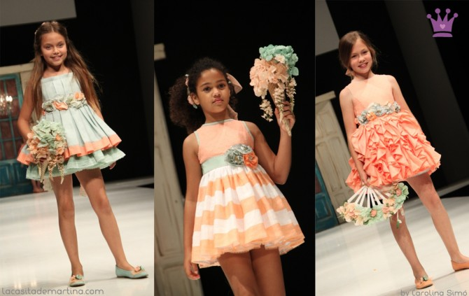 Desfile Larrana Moda Infantil, Fimi, Blog de Moda Infantil, La casita de Martina, Carolina Simó