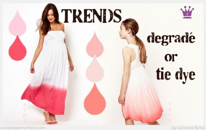 Tendencia degradé, tendencia tie dye, Blog de Moda Infantil, La casita de Martina,Carolina Simó