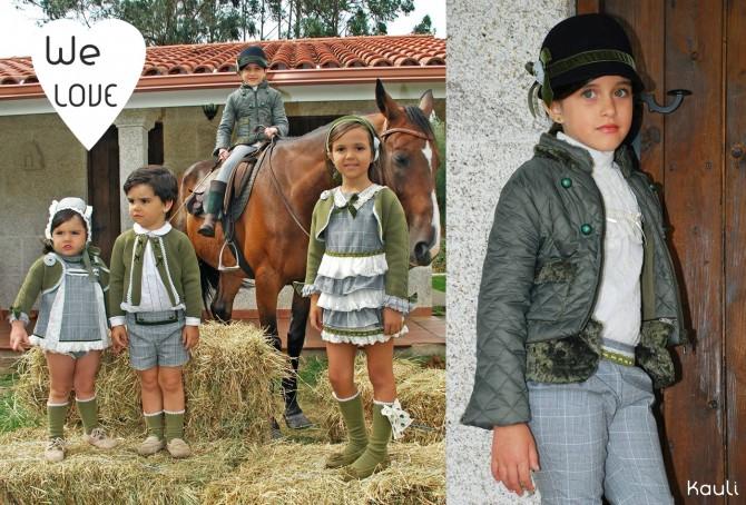 Kauli, Coleccion Moda Infantil invierno 2013 2014,La casita de Martina, Blog de Moda infantil