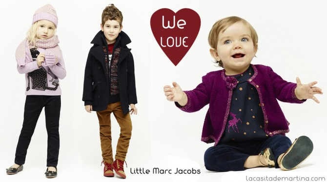 Little Marc Jacobs, La casita de Martina, Blog de Moda infantil