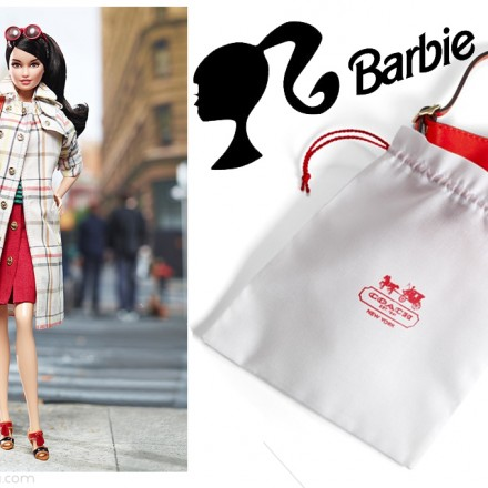 Coach-Barbie, La casita de Martina, Blog Moda Infantil, Barbie edición especial Coach