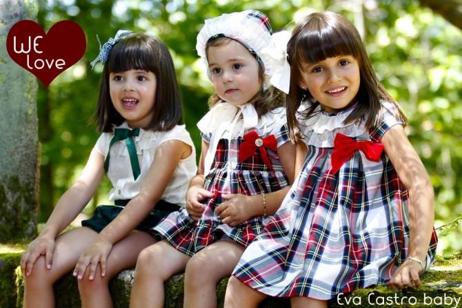 Eva Castro Baby, Coleccion Moda Infantil invierno 2013 2014,La casita de Martina, Blog de Moda infantil