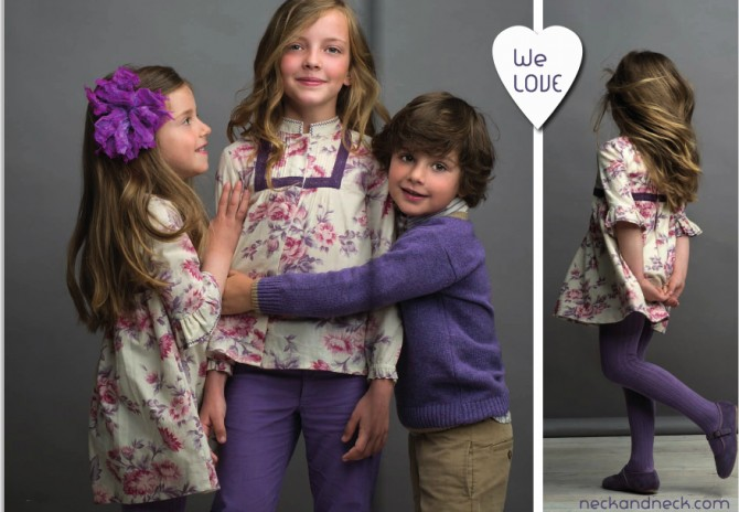 NECK & NECK, Coleccion Moda Infantil invierno 2013 2014,La casita de Martina, Blog de Moda infantil