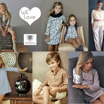 Petritas, Colección Moda Infantil invierno 2013 2014,La casita de Martina, Blog de Moda infantil