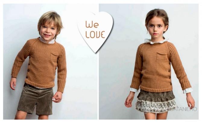 Pilar Batanero, Coleccion Moda Infantil invierno 2013 2014,La casita de Martina, Blog de Moda infantil