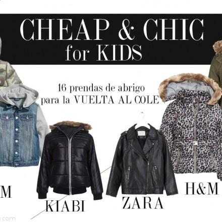 Prendas de abrigo vuelta al cole, Blog Moda Infantil,  La casita de Martina, Carolina Simo