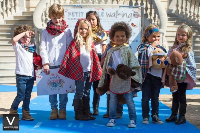 LittleLia,  Petit Style Walking Barcelona, La casita de Martina, Networking, Blog Moda Infantil,  Carolina Simó