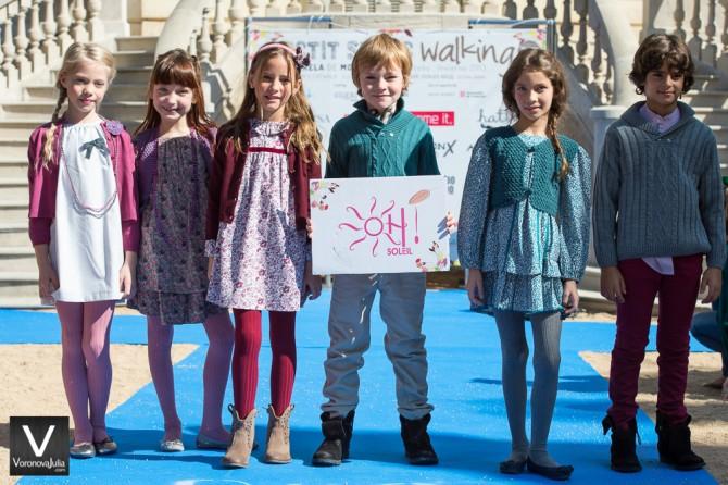 Oh Soleil,  Petit Style Walking Barcelona, La casita de Martina, Networking, Blog Moda Infantil,  Carolina Simó