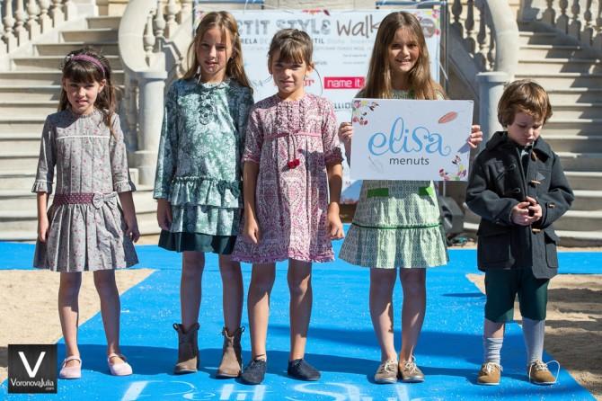 Elisa Menutsi, Petit Style Walking Barcelona, La casita de Martina, Networking, Blog Moda Infantil,  Carolina Simó