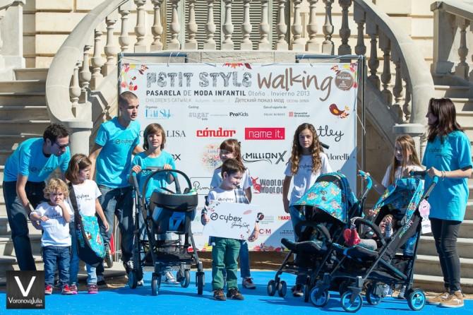 Cybex, Petit Style Walking Barcelona, La casita de Martina, Networking, Blog Moda Infantil,  Carolina Simó