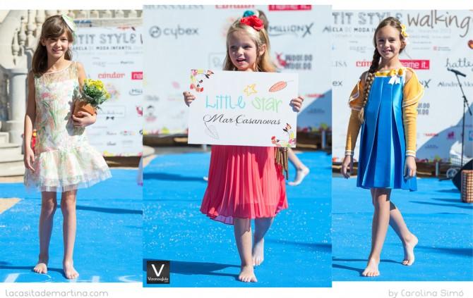 Little Star, Petit Style Walking Barcelona, La casita de Martina, Networking, Blog Moda Infantil,  Carolina Simó