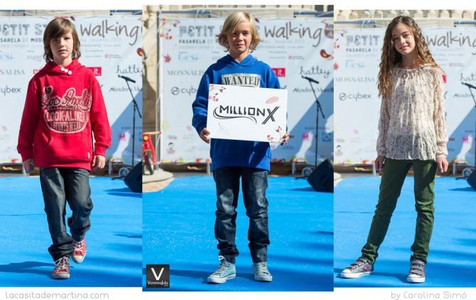 MillionX, Petit Style Walking Barcelona, La casita de Martina, Networking, Blog Moda Infantil,  Carolina Simó