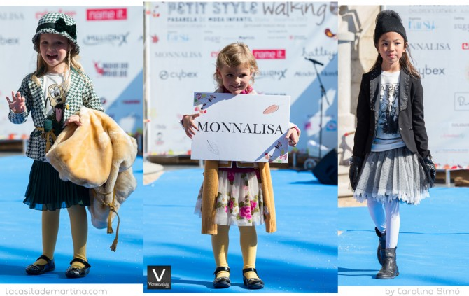 Monnalisa, Petit Style Walking Barcelona, La casita de Martina, Networking, Blog Moda Infantil,  Carolina Simó
