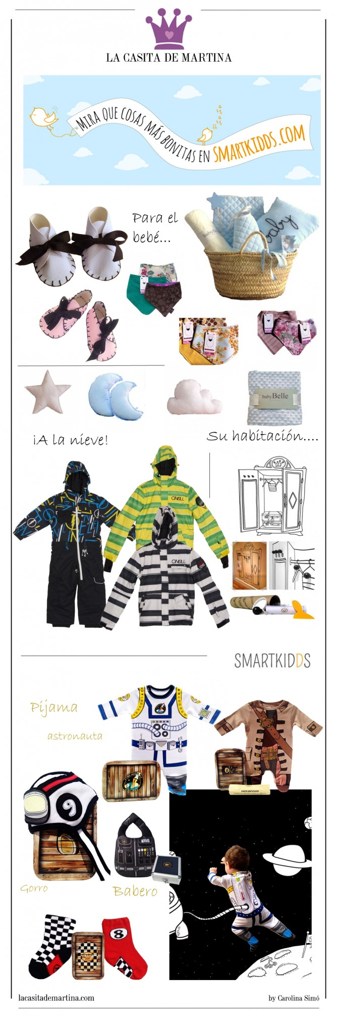 Smartkidds, Blog Moda Infantil, La casita de Martina, Moda Infantil