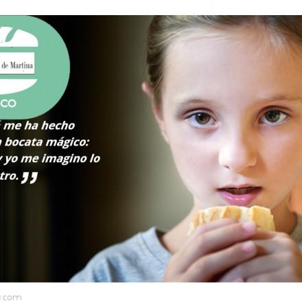 Educo, Intermon, Blog Moda infantil, Bocadillo Solidario, Carolina Simó