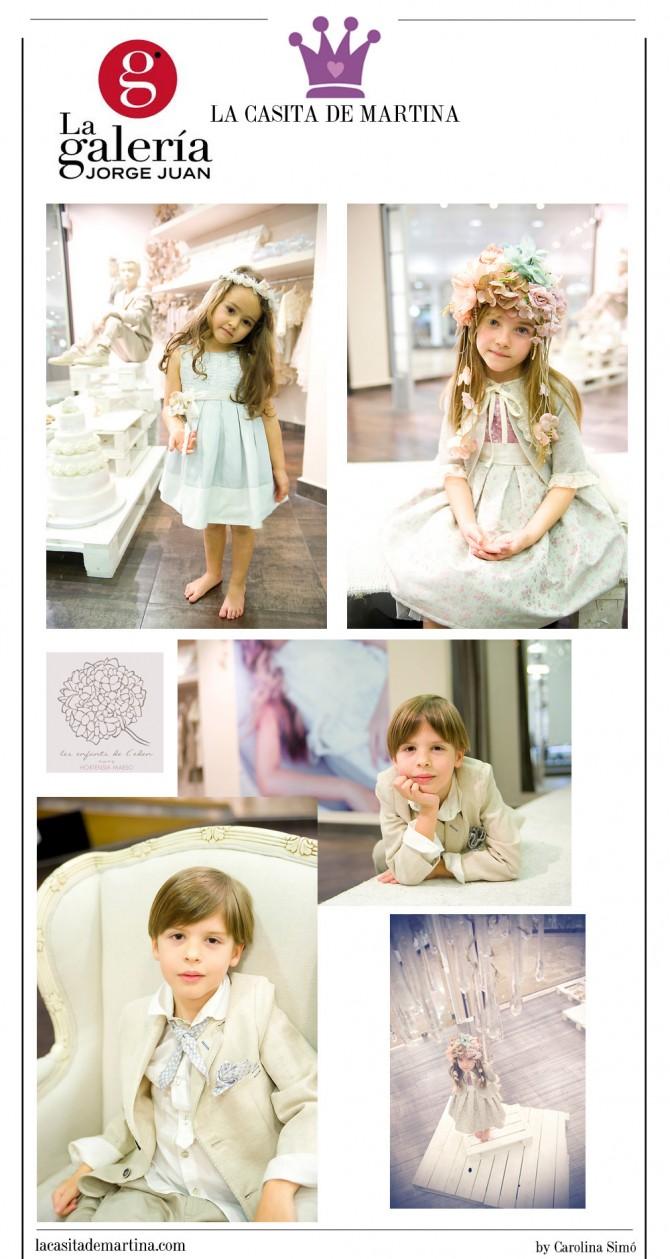 La Galería Jorge Juan, Hortensia Maeso, Blog Moda Bebé, La casita de Martina,  Blog Moda Infantil