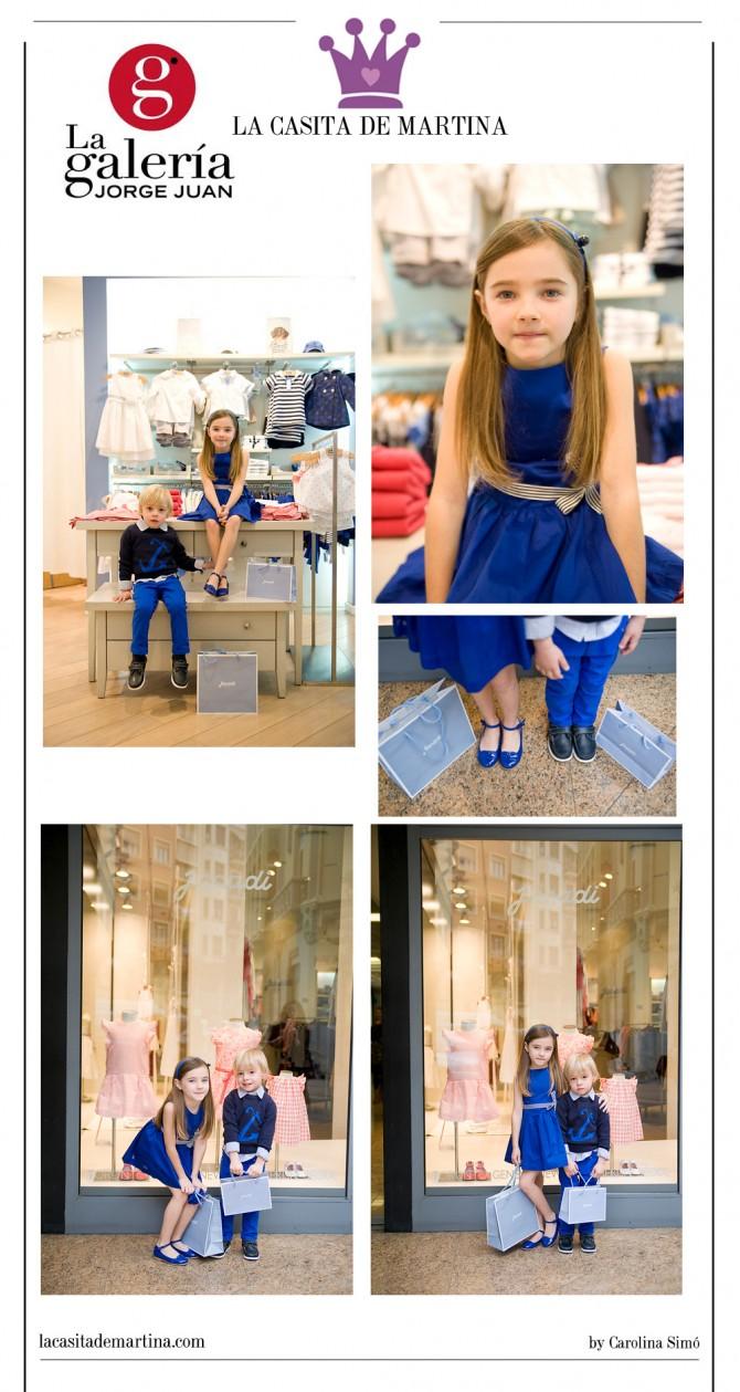 La Galería Jorge Juan, Jacadi, Blog Moda Bebé, La casita de Martina,  Blog Moda Infantil