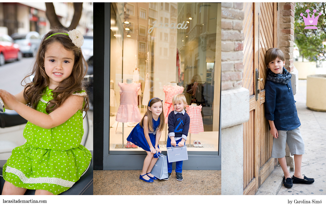 La Galería Jorge Juan, Moda Infantil, Blog Moda Bebé, La casita de Martina, Blog Moda Infantil
