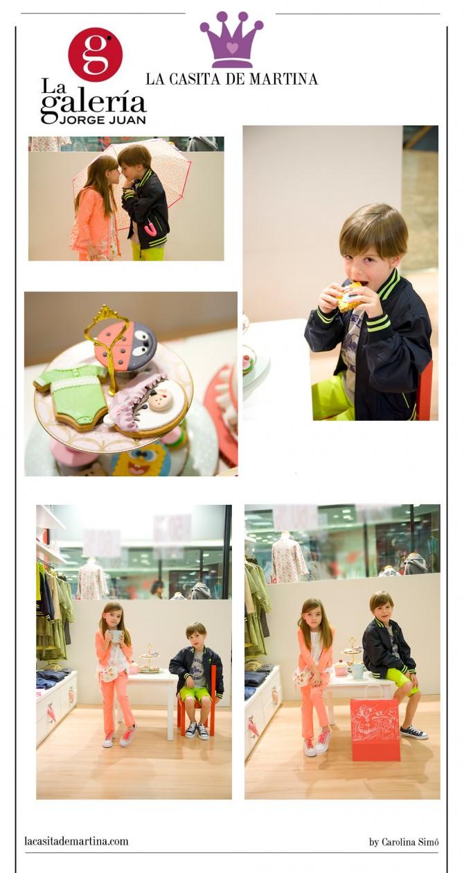 La Galería Jorge Juan, Spantajáparos Valencia, Blog Moda Bebé, La casita de Martina,  Blog Moda Infantil