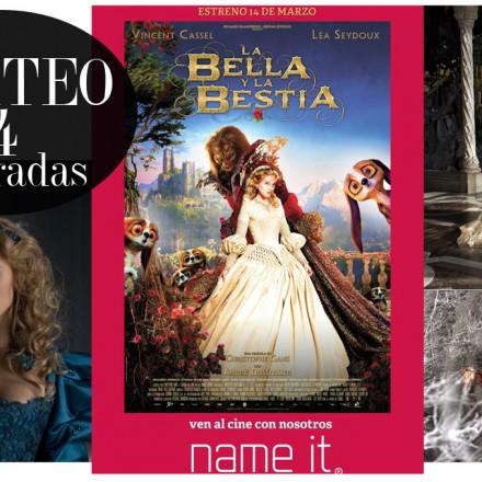 La bella y la bestia, Blog Moda Infantil, Name it Moda Infantil, La casita de Martina, Blog Moda Bebé