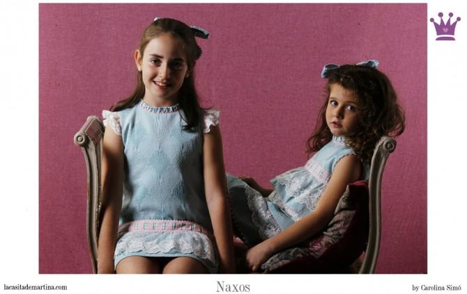 Naxos Moda Infantil, La casita de Martina, Ropa Niños,  Blog Moda Infantil