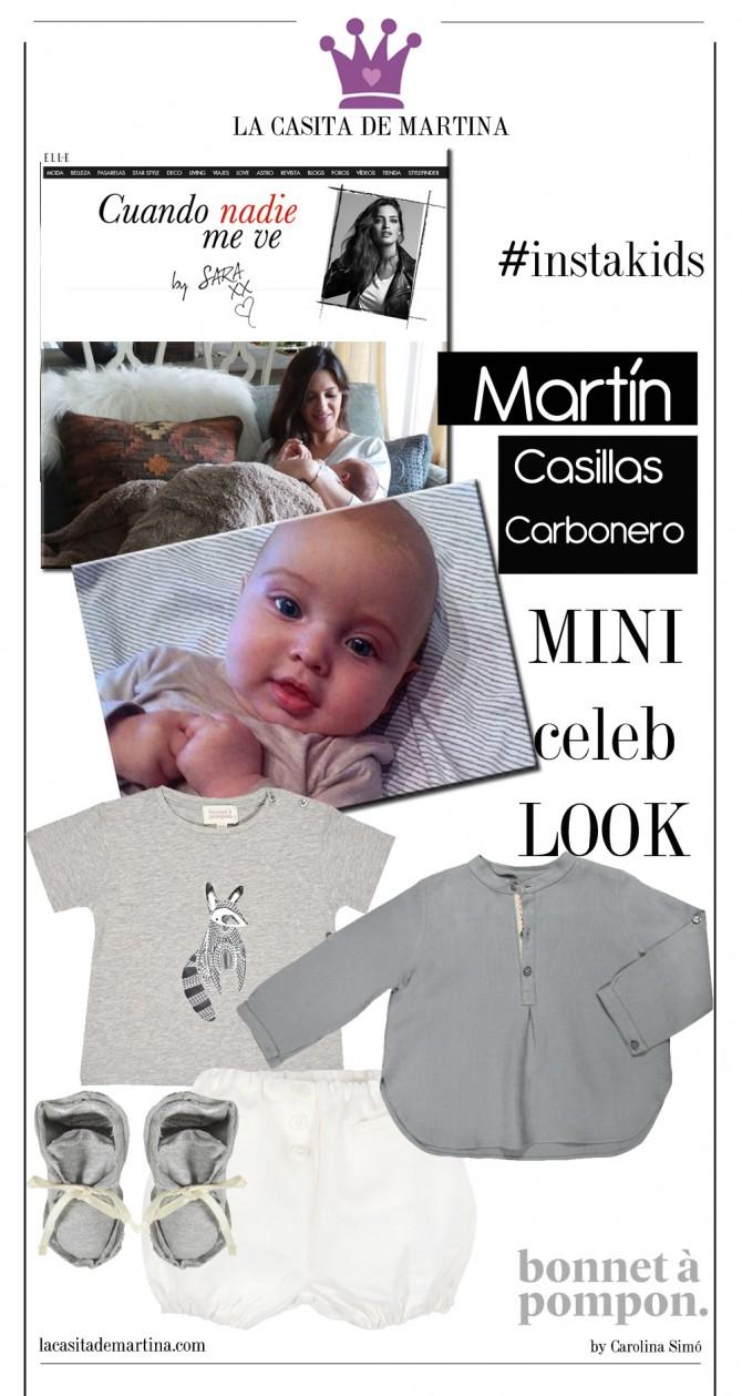 Martín Carbonero, Sara Carbonero, Blog Moda Infantil, La casita de Martina, Carolina Simó