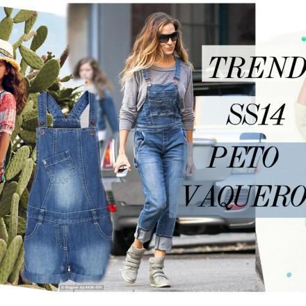 Tendencias moda infantil, Peto vaquero, Mango kids, Zara Kids, Blog de Moda Infantil, La casita de Martina