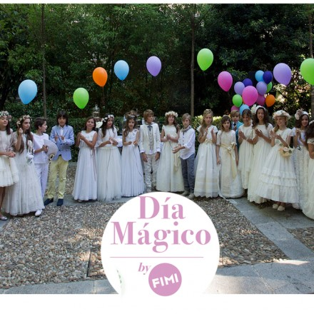 Día Mágico by Fimi, Feria Internacional Moda Infantil, Vestidos Comunión, Trajes Comunión, Blog Moda Infantil, La casita de Martina