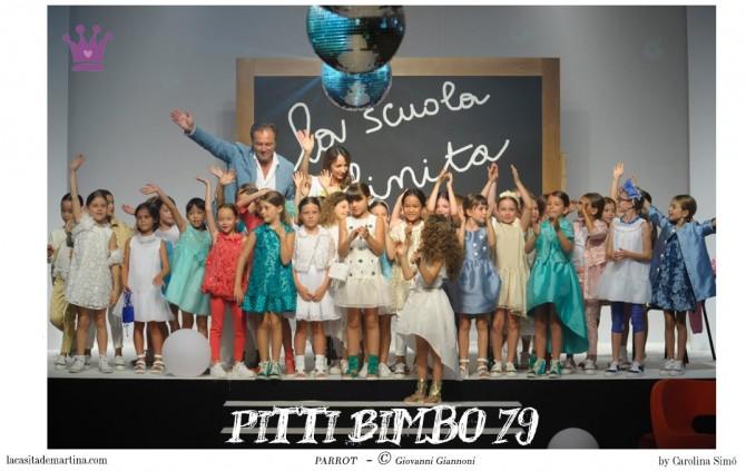 Boda Olivia Palermo, Pitti Bimbo 79, Tendencias moda infantil verano 2015, Blog Moda Infantil