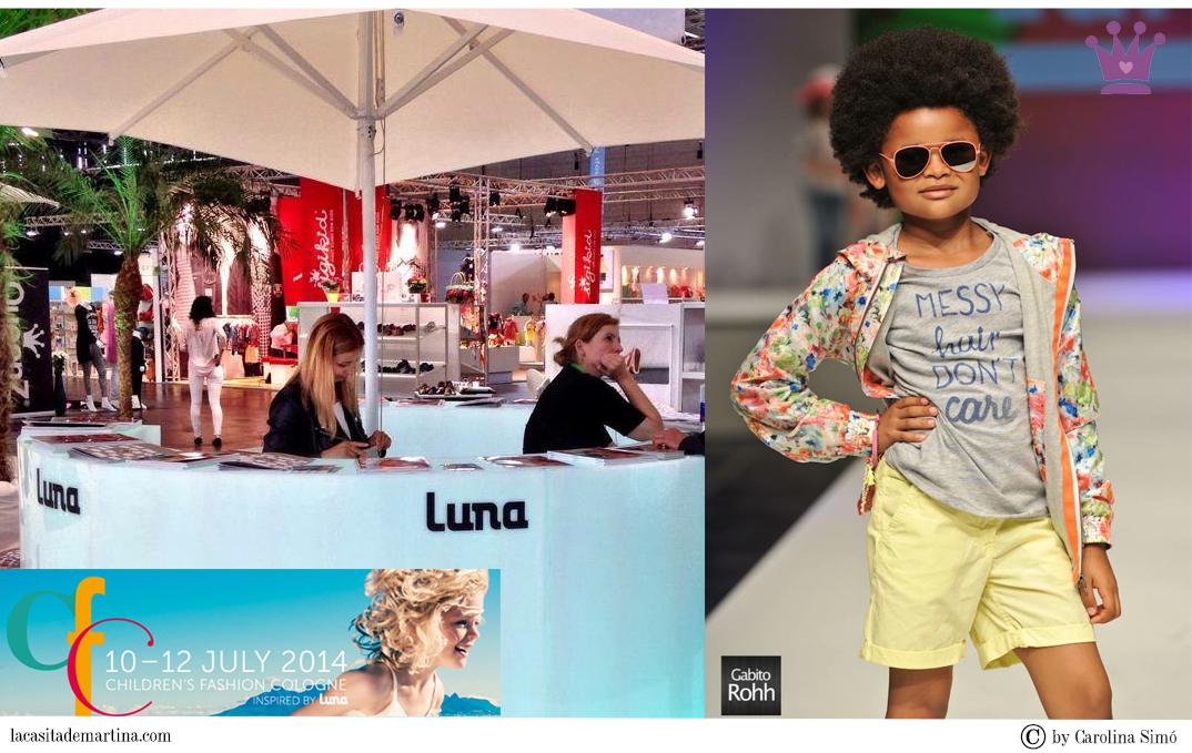 CFC Children's Fashion Cologne, Luna revista, Blog Moda Infantil, La casita de Martina