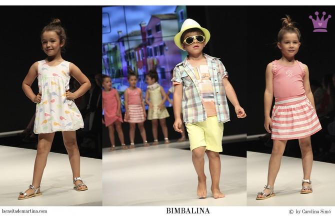 Bimbalina moda infantil, Blog de Moda Infantil, FIMI feria moda infantil, La casita de Martina