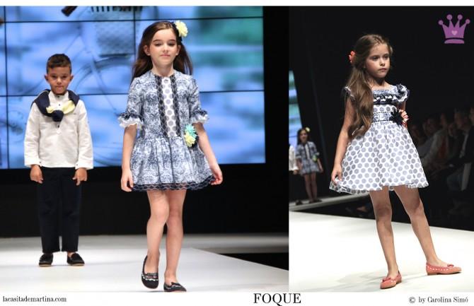 Foque, Blog de Moda Infantil,  FIMI feria moda infantil, La casita de Martina