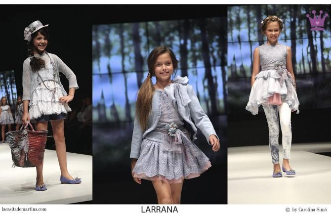 Larrana, Blog de Moda Infantil, FIMI feria moda infantil, La casita de Martina