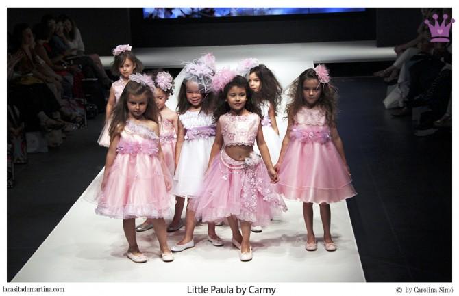 Little Paula by Carmy, Blog de Moda Infantil, FIMI feria moda infantil, La casita de Martina