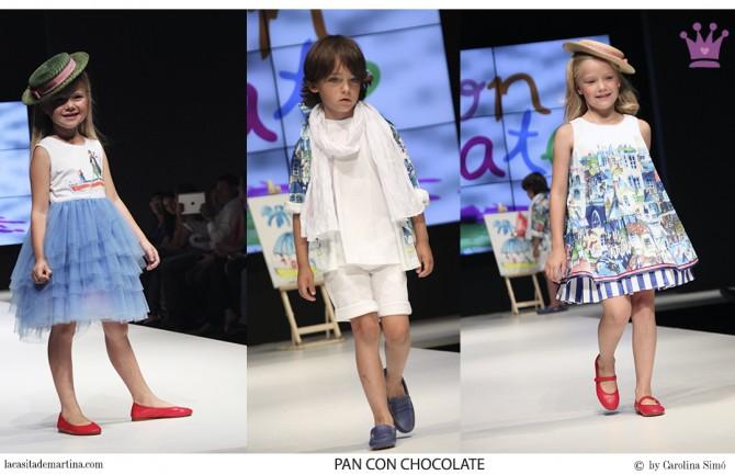 Pan con Chocolate moda infantil, Blog de Moda Infantil, FIMI feria moda infantil, La casita de Martina