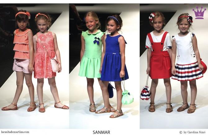 Sanmar moda infantil, Blog de Moda Infantil, FIMI feria moda infantil, La casita de Martina