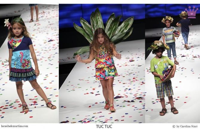 TUC TUC infantil, Blog de Moda Infantil, FIMI feria moda infantil, La casita de Martina