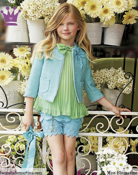 Blog Moda Infantil, Miss Blumarine, La casita de Martina,  Ropa Niños, Carolina Simó