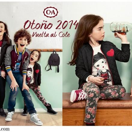 C&A vuelta al cole, Blog Moda Infantil, Blog Moda Bebé, La casita de Martina, Carolina Simó
