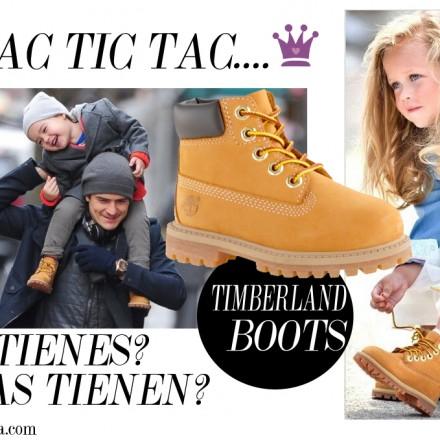 Timberland, Blog de Moda Infantil, Blog Moda Bebé, La casita de Martina, Carolina Simó, Tendencias Moda Infantil