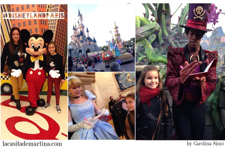 Disneyland Paris, Blog Moda Infantil, La casita de Martina, Carolina Simó, Castillo Aurora Disney